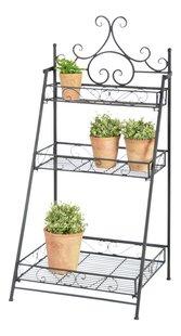 Esschert plantenrek/bloementrap zwart-Afbeelding 1