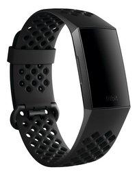 Fitbit bracelet sport pour Charge HR 3 L noir-Détail de l'article