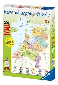 Ravensburger puzzel Landkaart Nederland