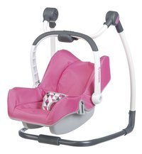 Smoby chaise haute 3 en 1 maxi cosi dreamland for Chaise haute smoby 3 en 1