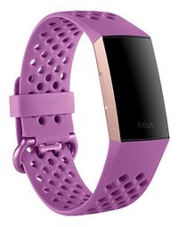 Fitbit bracelet sport pour Charge HR 3 S violet-Détail de l'article