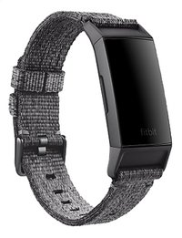 Fitbit armband band voor Charge HR 3 L charcoal-Artikeldetail