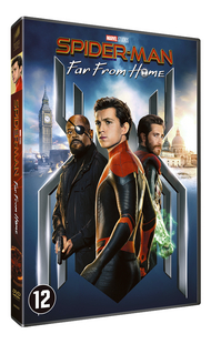 Dvd Spider-Man Far From Home-Linkerzijde