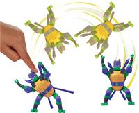 Rise of the Teenage Mutant Ninja Turtles actiefiguur Side Flip Ninja Attack Donatello-Afbeelding 1