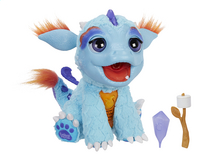 FurReal peluche interactive Torch Mon Dragon Magique-commercieel beeld