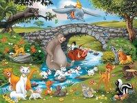 Ravensburger puzzle Animal Friends-Avant