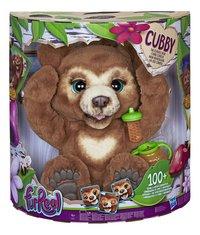 FurReal Interactieve knuffel Cubby-Vooraanzicht