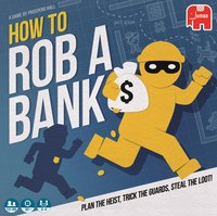 How to rob a bank-Vooraanzicht