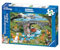 Ravensburger puzzel Animal Friends