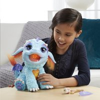 FurReal Friends peluche interactive Torch Mon Dragon Magique-Image 1