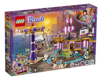 LEGO Friends 41375 Heartlake City pier met kermisattracties-Linkerzijde
