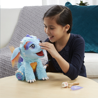 FurReal Friends peluche interactive Torch Mon Dragon Magique NL-Image 1