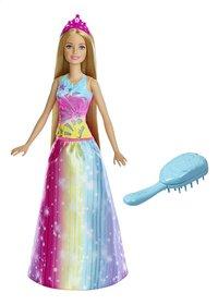 Barbie poupée mannequin  Dreamtopia Princesse arc-en-ciel blonde-Détail de l'article