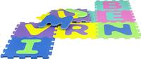 DreamLand Tapis-puzzle 26 pièces alphabet-Avant