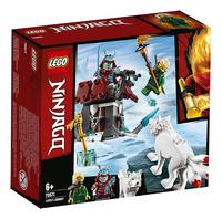 LEGO Ninjago 70671 De reis van Lloyd-Linkerzijde