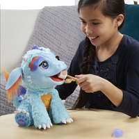 FurReal Friends peluche interactive Torch Mon Dragon Magique-Image 2