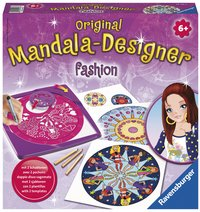 Ravensburger Original Mandala-Designer 2-in-1 Fashion