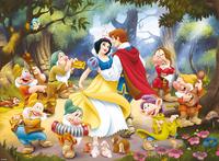 Ravensburger puzzle Disney Blanche-Neige-Avant