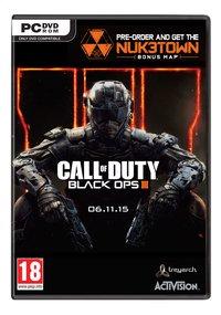 PC Call of Duty: Black Ops III FR/ANG-Avant