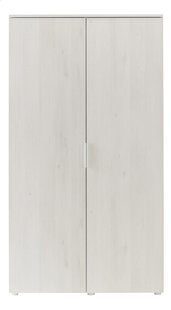 Garde-robe 2 portes Brooklyn