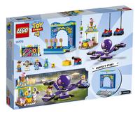 LEGO Toy Story 4 10770 Kermismania van Buzz en Woody-Achteraanzicht