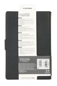 Tucano foliocover Uncino universelle 9/-10/ noir-Arrière