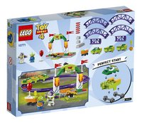 LEGO Toy Story 4 10771 Kermis achtbaan-Achteraanzicht