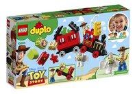 LEGO DUPLO 10894 Toy Story Trein-Achteraanzicht