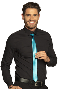 Cravate brillante fluo-Image 5
