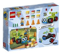 LEGO Toy Story 4 10766 Woody & RC-Achteraanzicht