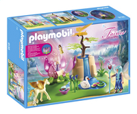 Playmobil Fairies 9135 Clairière enchantée