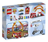LEGO Toy Story 4 10767 Graaf Kaboems stuntshow-Achteraanzicht