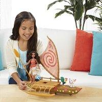 Speelset Disney Vaiana met boot-Afbeelding 4