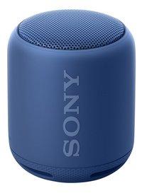 Sony bluetooth luidspreker SRS-XB10 blauw-Bovenaanzicht