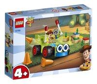 LEGO Toy Story 4 10766 Woody & RC-Linkerzijde