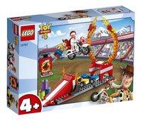 LEGO Toy Story 4 10767 Graaf Kaboems stuntshow-Linkerzijde