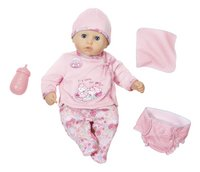 My First Baby Annabell poupée souple I care for you-commercieel beeld