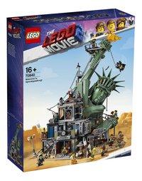 LEGO The Movie 2 70840 Welkom in Apocalypsstad!-Linkerzijde