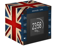 bigben radio-réveil RR70 avec projection Great Britain