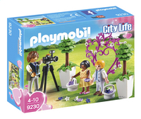 Playmobil City Life 9230 Fotograaf met bruidskinderen