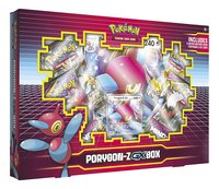 Pokémon Trading Cards Porygon Z Gx Box September 19-Linkerzijde