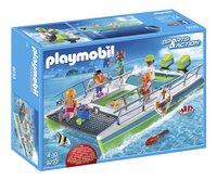 Playmobil Sports & Action 9233 Catamaran à fond de verre avec moteur submersible