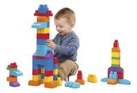 Mega Bloks First Builders Big Building Bag - 60 stuks-Afbeelding 2