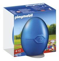 Playmobil Easter Eggs 9210 Basketballers met ring
