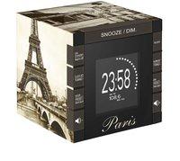bigben wekkerradio met projectie RR70 Parijs
