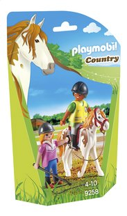 Playmobil Country 9258 Paardrijinstructrice