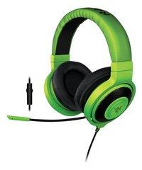 Razer casque-micro Kraken Pro eSport Gaming vert-Détail de l'article