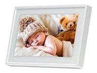 Denver cadre photo numérique Frameo 7/ blanc-Côté droit