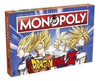 Monopoly Dragon Ball Z-Côté gauche