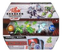 Bakugan Baku-Gear 4-Pack - Howlkor & Eenoch-Vooraanzicht